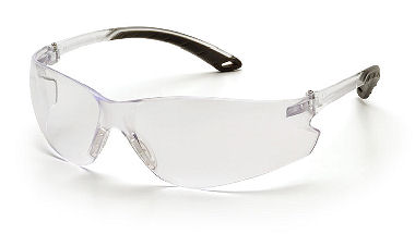Itek Clear Safety Glasses