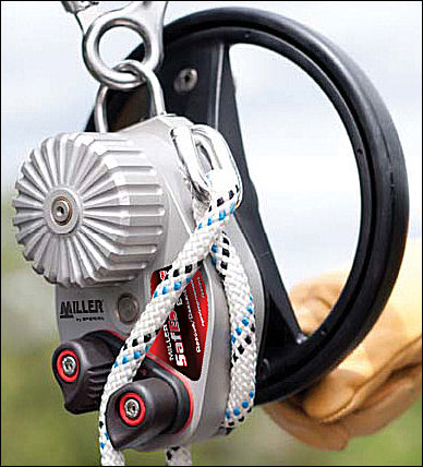 SafEscape Hoisting Wheel