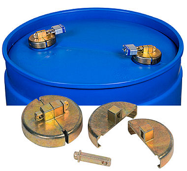 08509 Lockouts f/Plastic Drums